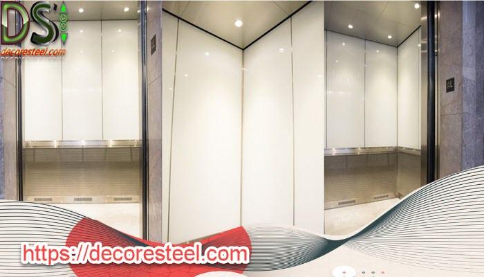 ساخت کابین آسانسور چگونه است؟
