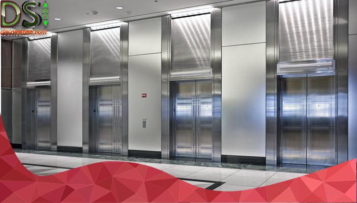 لیست قیمت کابین آسانسور در سال 99